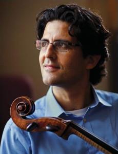 Cellist Amit Pelled