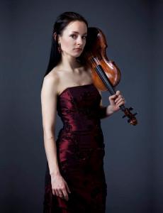 Violinist Kinga Augustyn