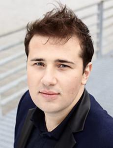 Pianist Stanislav Khristenko