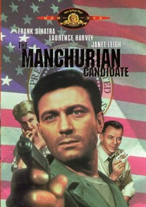 The 1962 film adaptation of The Manchurian Candidate by John Frankenheimer