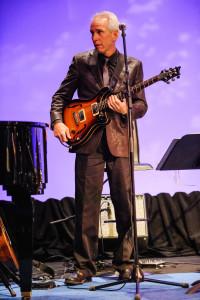 Lead male vocalist and guitarist Dave Bernard