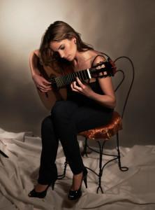 Classical Guitarist sensation Ana Vidović