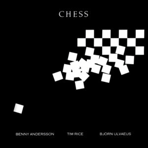 Cover of the original 1984 Chess concept album